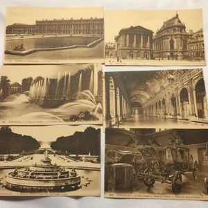 Lot of French Postcards never used
